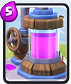 carta elixir clash royale